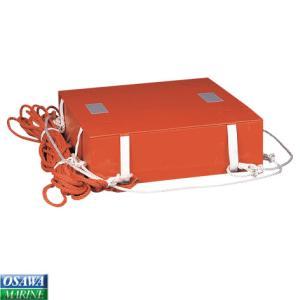 小型船舶法定備品 救命浮器 FMU4 4人用|osawamarine