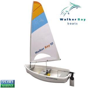 ウォーカーベイ(WALKER BAY) ボート用 ハイ・パフォーマンスセールキット 10F用|osawamarine