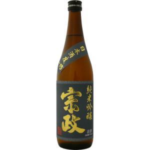 宗政 純米吟醸 -15 720ml 【清酒:佐賀県】