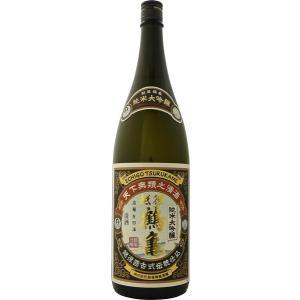 越後鶴亀 純米大吟醸 1800ml