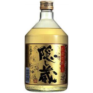 濱田酒造 隠し蔵 25度 720mlの商品画像