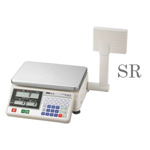 A&D 特定計量器 店舗用料金秤 はかり SR-6K|osc-shop