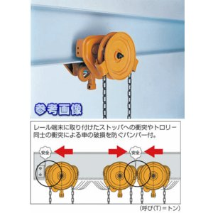 キトー KITO  ユニバーサルギヤードトロリ TS形  TSG015|osc-shop