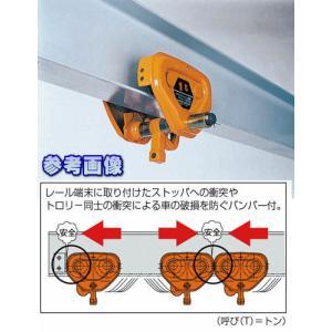 キトー KITO  ユニバーサルプレントロリ TS形  TSP-010|osc-shop