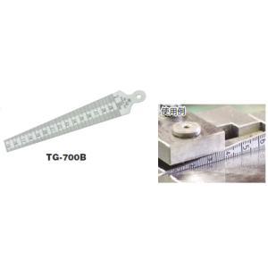 トラスコ中山 管用テーパーゲージ TG-700B|osc-shop
