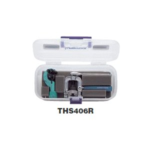 スーパーツール ラチェット式フレキ管ツバ出し工具  THS406R|osc-shop