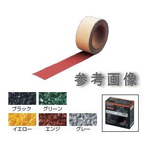 トラスコ ノンスリップテープ  屋外用  TNS-5010 GY グレー|osc-shop