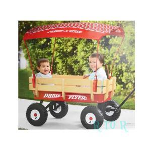 クラシックなおもちゃのワゴンです。 子供のおもちゃやぬいぐるみなどを入れて 運んだり、自分達が乗って...