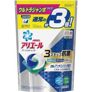 アリエール パワージェルボール3D つめかえ用 1.02kg...