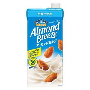 ALMOND BREEZE 【アーモンドミルク】 1L×6本...