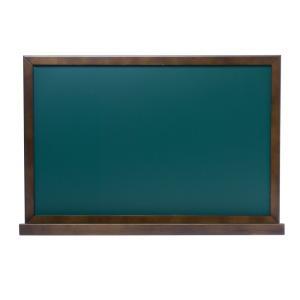 ナカバヤシ「おうちこくばん」ウッドブラックボード/家庭向け黒板 470×320mm KBM-4732|osentaku