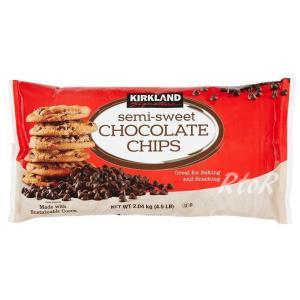 KS セミスウィート チョコレートチップス 2.04kg チョコチップ/カークランドシグネチャー/コストコ