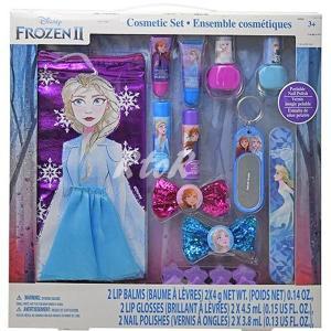 ラッピング無料♪Disney アナと雪の女王「Beauty Kit ビューティキット」キッズ用メイクセット/子供用/FROZEN