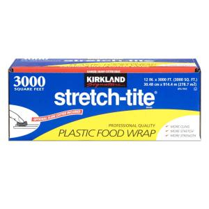 KS Stretch-Tite ストレッチタイト 「フードラップ」 カッターボックスタイプ 幅30.48cm×長さ914.4m 食品用フィルム