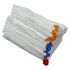 雑巾(カラー紐つき) ぞうきん 30枚入り クロス/お掃除