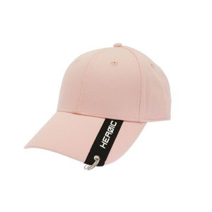 380e2498266 キャップ リング付 テープロゴ 帽子 PK キャップ レディース おしゃれ 帽子 女子 オルチャン カジュアル 深め 中学生 高校生 女の子 ロゴ