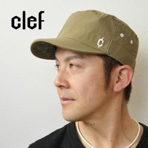 clef クレ ワークキャップ メンズ 帽子 Rob Classic COOLER CAP ソフト キャップ オールシーズン 運動会 行楽 アウトドア シンプル おしゃれの画像