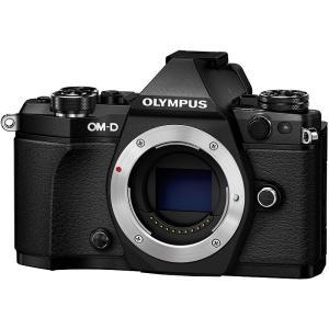 OLYMPUS オリンパス ミラーレス一眼レフカメラ OM-D E-M5 Mark II ボディ[送料無料] [kdn]|osharecafe