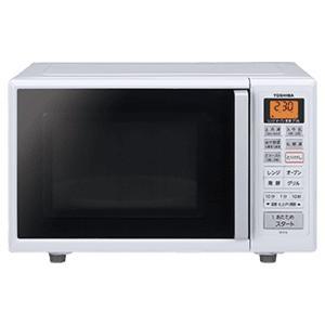 東芝 オーブンレンジ ER-R16-W ホワイト[送料無料]※他商品と同梱不可 (wn1102)[kdn]|osharecafe