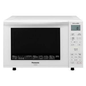 パナソニック NE-MS235-W 電子レンジ[別途延長保証契約可能][送料無料]Panasonic (wn0125)[kdn] osharecafe