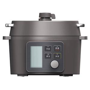 タイプ:電気圧力鍋 容量:2.2L 重量:3.6kg