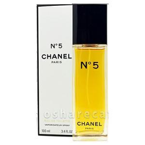 シャネル NO.5EDT 100ml(オードトワレ)[香水][送料無料]|osharecafe