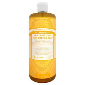 ドクターブロナー マジックソープシトラスオレンジ 944ml(TN202-1)|osharecafe