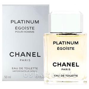 シャネル CHANEL  エゴイストプラチナム EDT 50ml (オードトワレ) [香水][送料無料]|osharecafe