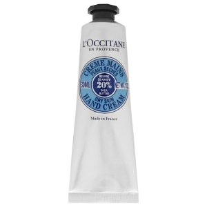 【ロクシタン シア ハンドクリーム 30ml】  保湿成分シア脂を20%配合し、 手肌にリッチな潤い...