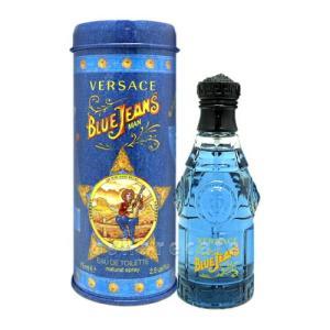 ヴェルサーチェ ブルージーンズ EDT 75ml(オードトワレ) 香水(ヴェルサーチェ/ヴェルサス)(TN024-2)|osharecafe