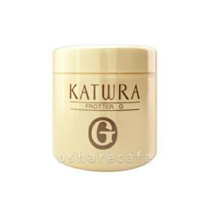 カツウラ化粧品 フローテG500g(角質ケア 洗顔料) Gシリーズ katwra|osharecafe