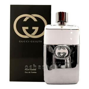 グッチ ギルティ プールオム EDT 90ml オードトワレ 香水[送料無料](TN026-6)|osharecafe