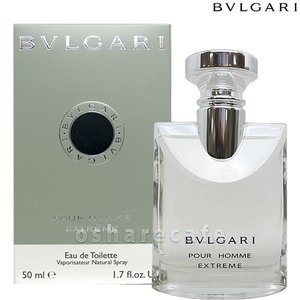 ブルガリ プールオムエクストリーム EDT50ml  (オードトワレ)[香水](TN013-3)|osharecafe