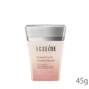 アクセーヌ フューチャーサイクル クリーミィセラム 45g [クリーム状美容液]|osharecafe