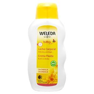 WELEDA ヴェレダ カレンドラベビーミルクローション N 200ml(TN121-1)