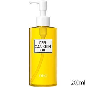 DHC 薬用ディープクレンジングオイル(L)200ml【医薬部外品】【クレンジングオイル】