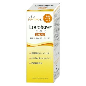 第一三共ヘルスケア ロコベース リペアクリーム 30g [Locobase REPAIR] [皮膚保護クリーム/乾燥肌/ハンドクリーム/水仕事] [SBT]|osharecafe
