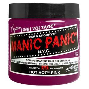 マニックパニック MC11015 Hot Hot Pink ホットホットピンク[MANIC PANIC][ヘアカラークリーム](TN232-2) osharecafe