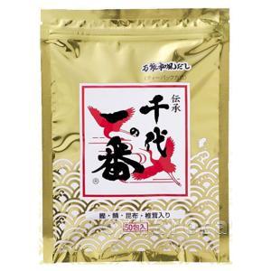 和風だし 千代の一番 8.8g×50包【送料無料】