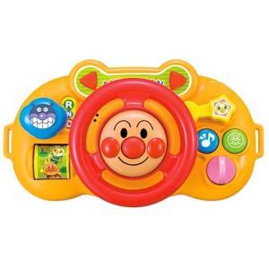 アンパンマン おでかけメロディハンドル [10ヶ月〜][ピノチオ/ベビーグッズ/ベビーカー/お出かけ/おもちゃ/株式会社アガツマ][141]|osharecafe