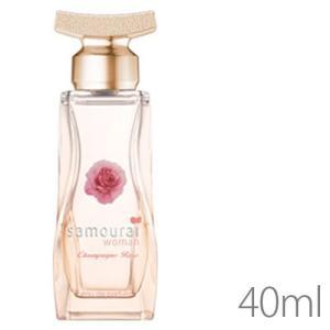 アランドロン サムライウーマンシャンパンローズEDP 40ml[レディース 女性 香水](TN023-1)|osharecafe