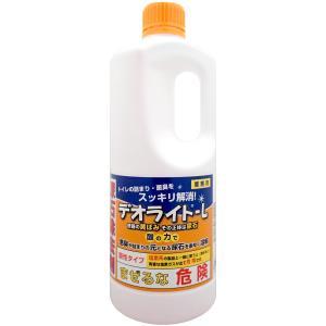 和協産業 デオライトL 1kg [尿石除去剤/液体洗剤/トイレ用][送料無料](TN303-1)