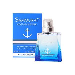 アランドロン サムライアクアマリンEDT 50ml(オードトワレ)[香水](TN023-1)|osharecafe