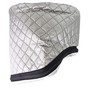 マイルドヒートキャップEX カラーリング、ミネラルエッセンス、頭皮ケアにおすすめ 染めムラ解消、短時間加温でじっくり温めてくれる。[送料無料](TN001-2)|osharecafe
