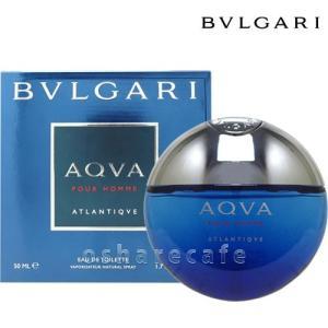 ブルガリ アクアプールオムアトランティックEDT 50ml(オードトワレ) [香水](TN012-4)|osharecafe