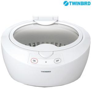 ツインバード 超音波洗浄機 EC-4518W(ホワイト)[送料無料][H24]