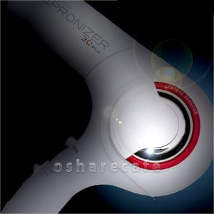 [即納]リュミエリーナ Lumielina  レプロナイザー 3D Plus REP3D-G-JP[ヘアドライヤー][シリアルNo付き正規品/正規品/保証付/延長保証対象外][送料無料][H16]|osharecafe