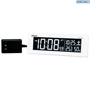 セイコー SEIKO クロック DL305W デジタル 時計[電波 クロック/DL305/SEIKO...