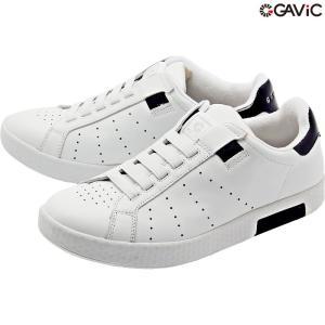 GAVIC(ガビック) 18330014 ゼウス WHITE/NAVY 24.5cm[靴/スニーカー/シューズ/ZEUS][送料無料] osharecafe