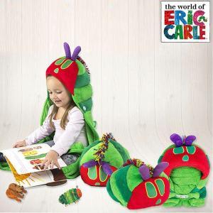 はらぺこあおむし やわらかピロー・ブランケット EricCarle(エリックカール)[Nihonikuji/日本育児/ブランケット/ギフト/子供用][送料無料](TN335-3)|osharecafe